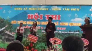 Hội thi nói tiếng dân tộc Mường