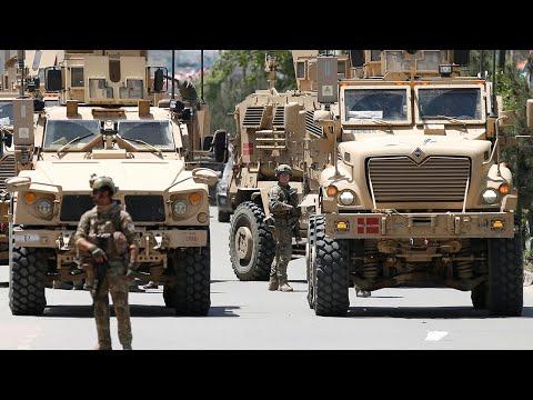 Unidentified gunmen attack maternity hospital in Kabul