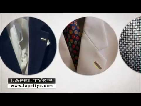 LapelTyeV3s, Lapel Tye for your passion in Fashion that why! Lapel pins, flowers, buttonhole, clips.