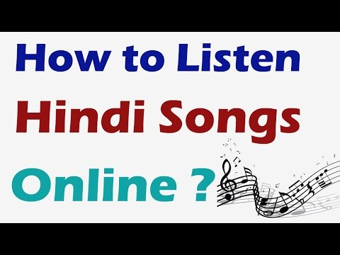 [Hindi] How to Listen Hindi Songs Online ? || by technical naresh