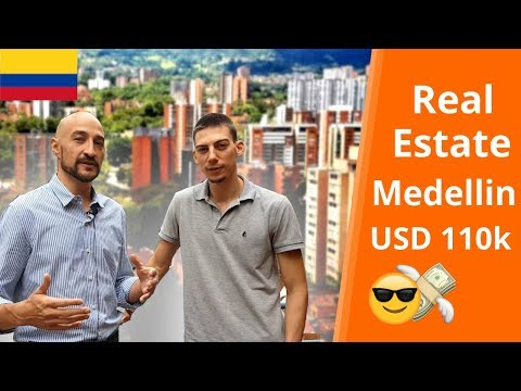 Medellin Apartment Tour | Buying Real Estate In Colombia | Part 1 (2020)