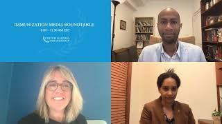 UN Foundation World Immunization Week Roundtable Briefing