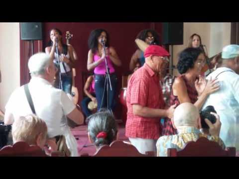 Vamos a bailar el changui - MORENA SON, Santiago de Cuba