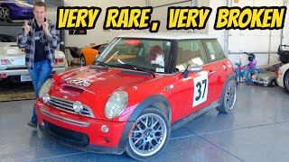 homepage tile video photo for I Accidentally Bought The Cheapest Mini Cooper S Monte Carlo Edition, And It's A Total Disaster