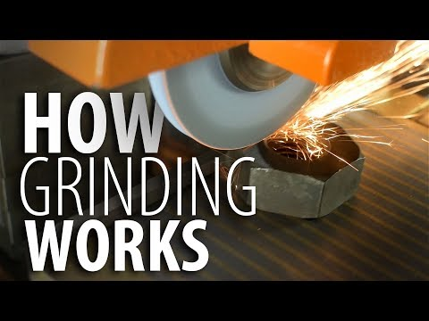 How Surface Grinding