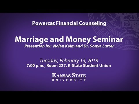 Marriage and Money Seminar | Powercat Financial Counseling