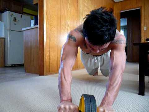 Extreme abs roller