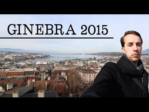 VIAJE A GINEBRA | SALON, CERN, NIEVE Y TURISTEO