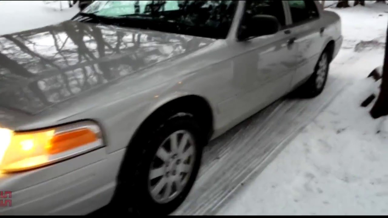 My 2007 ford crown victoria lx