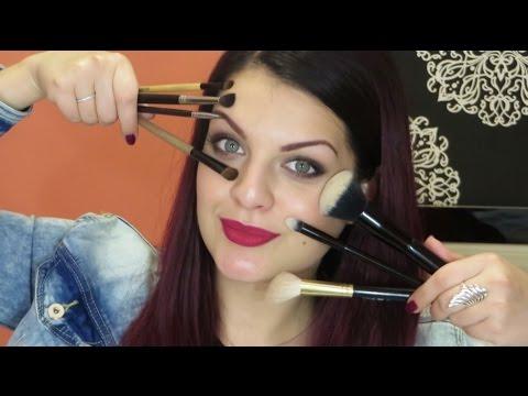 Топ 7 четки, достатъчни за всеки грим! | Must-have makeup brushes