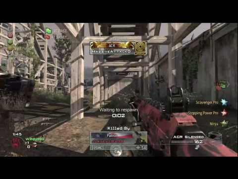 [Resurgance] Carnival Call of duty Modern warfare 2 First time Play  HD |