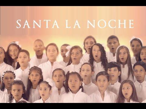 Santa la Noche: Coro Santa Bárbara del Zulia