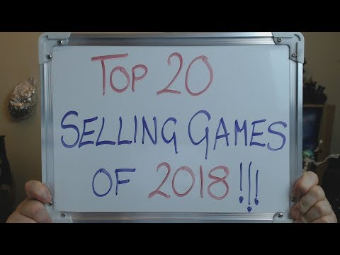 The TOP 20 Best SELLING Games of 2018 (Fallout 76 a CONFIRMED TURKEY!!) thumbnail