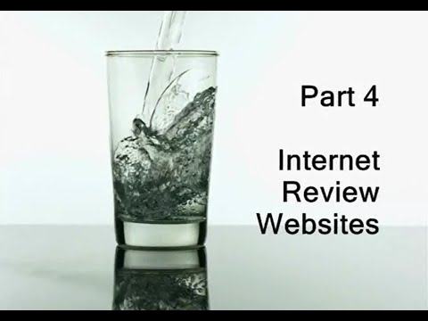 Water Ionizer Industry Consumer Guide Part 4