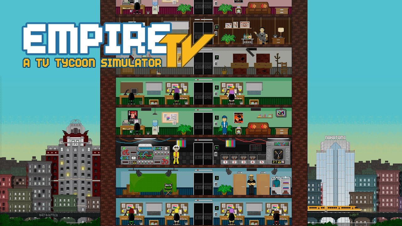 Review Empire Tv Tycoon Pc Games N News