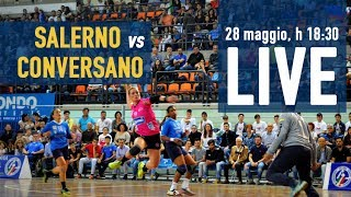 Serie A Femminile [Finale  gara-2]: SALERNO-CONVERSANO 20-21