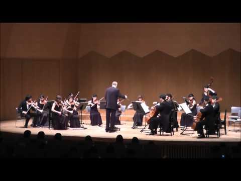 弦楽のためのセレナード ホ長調 Op.22 第2楽章