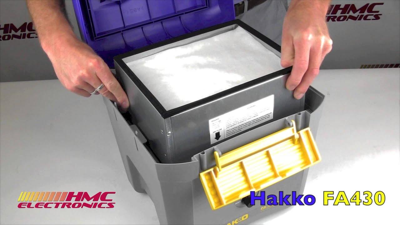 HAKKO FA-430 EBOOK