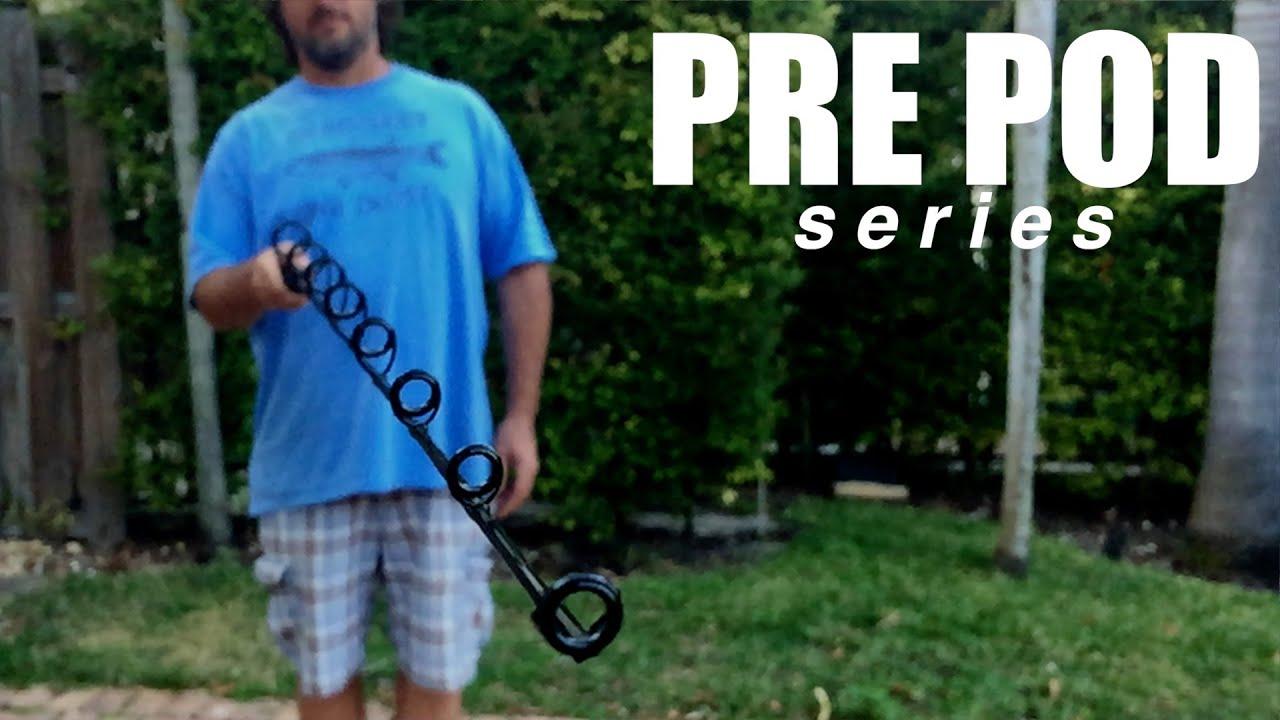 Pre Pod Series Lunkerdog Custom