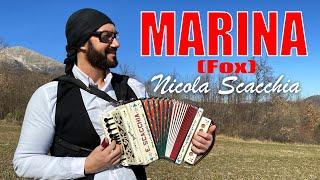 Marina Marina Marina... (fox) NICOLA SCACCHIA e l'organetto abruzzese dubbotte (accordion diatonic)