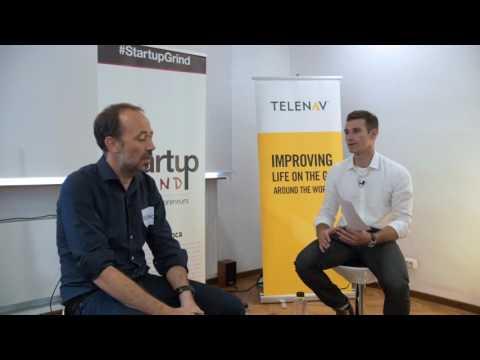 Frederic Lasnier [Pentalog] at Startup Grind Cluj Napoca