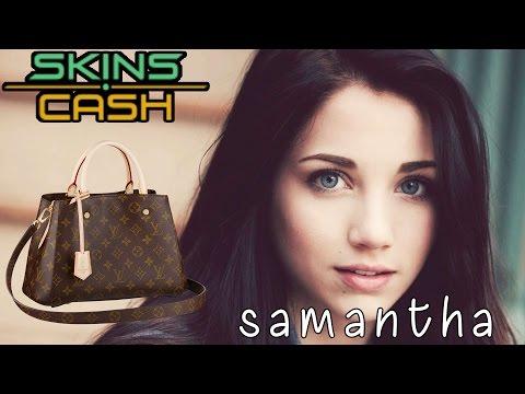 Skins.Cash - Samantha, a quenga de Ermesinde