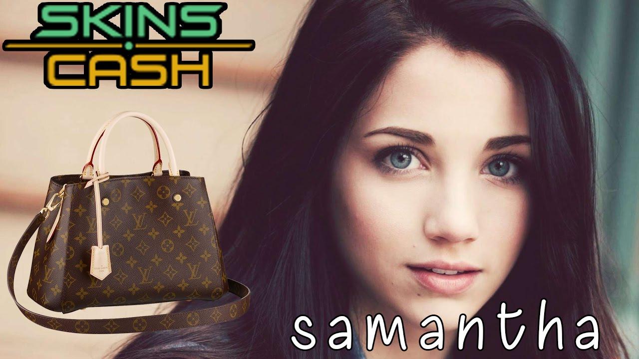 Skins.Cash - Samantha, a quenga de Ermesinde - YouTube