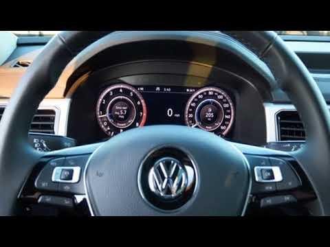 New 2019 Volkswagen Atlas Baltimore, MD #5V905059