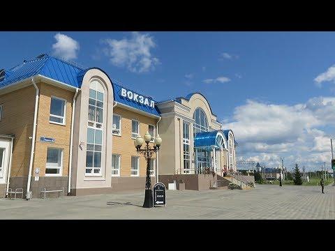 г. Чебаркуль 10 лет ж/д вокзалу
