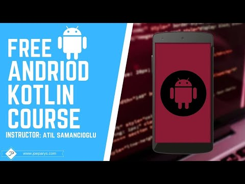 Complete Free Kotlin For Android O Developer Course Preview