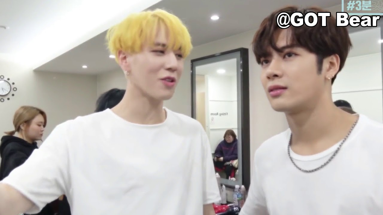 [Eng Sub] All those fight, bicker, quarrel in Got7