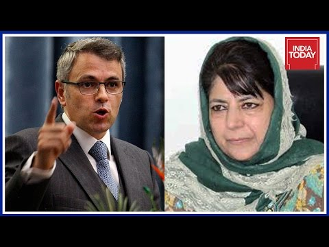 Omar Abdullah's Party Hits Back At Mehbooba Government