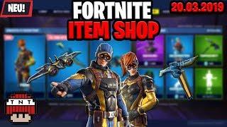 🛒HEUTIGER FORTNITE SHOP vom 20.3 🛒 FORTNITE Item Shop von Heute 20 MÄRZ 2019