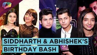 Gambar cover Siddharth & Abhishek Nigam's Birthday Bash With Friends Avneet, Anushka, Ashnoor & More