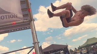Amazing Parkour and Freerunning 2019