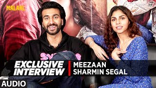 Exclusive Interview : Meezaan and Sharmin Segal | Malaal | Movie Releasing This Friday