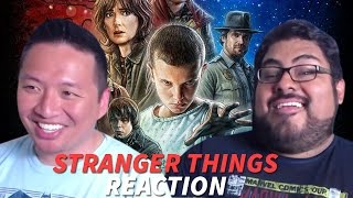 Stranger Things Episode 1 Reaction and Review