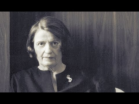 Ayn Rand - Johnny Carson Interview 1967