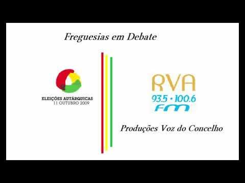 Freguesias em Debate Vila Nova de São Pedro (Eleições Autárquicas de 2009)