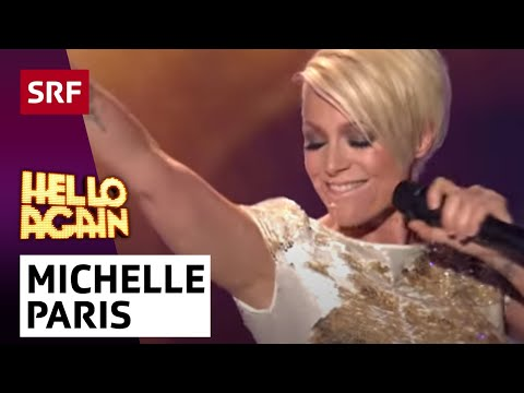Michelle mit Paris - Hello Again