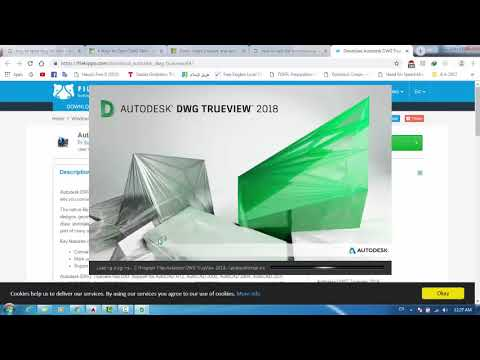 How To Open DWG Files By AutoCad Using DWG Trueview