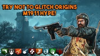 Try Not To Glitch Origins Challenge | M1911 HYPE!
