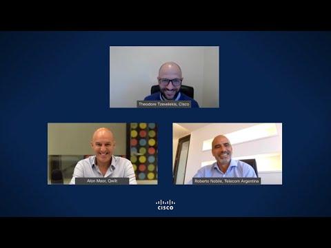 Telecom Argentina Launching New Cisco, Qwilt and Digital Alpha CDN Solution