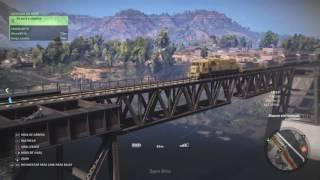 GHOST RECON WILDLANDS -  O TREM TROLL