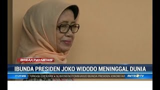 Gambar cover Innalillahi, Ibunda Presiden Jokowi Meninggal Dunia