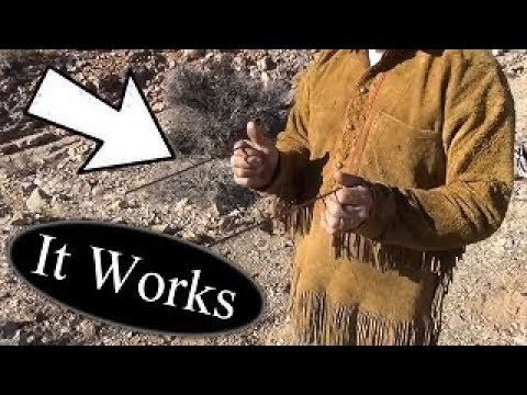 DOWSING | FOR GOLD | Does It Really Work   Ask Jeff Williams