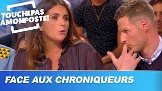 Matthieu Delormeau face aux chroniqueurs