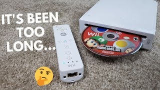 I Bought A Gamestop Refurbished Nintendo Wii... For $26.08!!