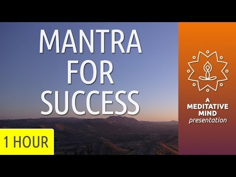 MANTRA For SUCCESS | Ganesh Mantra Meditation
