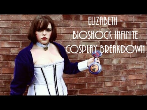 28fcb7875a Elizabeth - Bioshock Infinite  Corset Cosplay Breakdown - YouTube